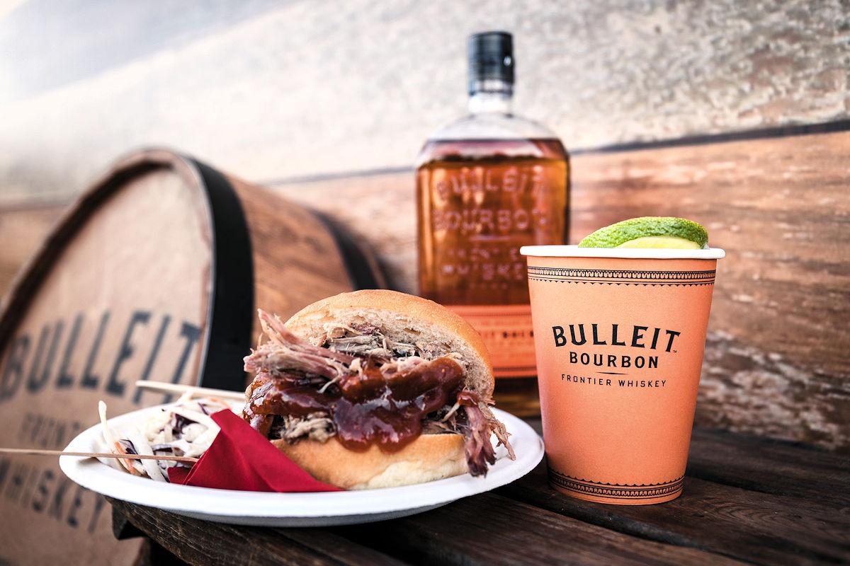 Promoción de Bulleit Bourbon