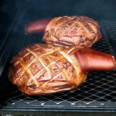 Imagen de producto de paletilla de cerdo BBQ